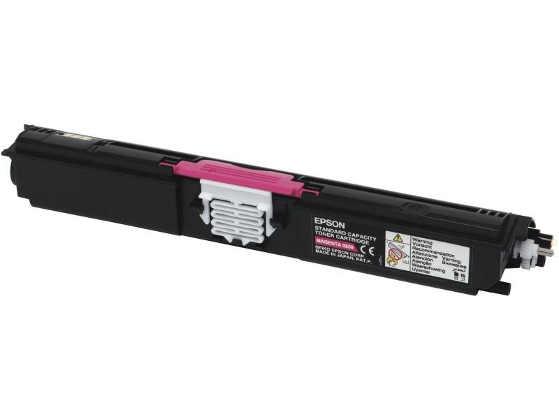Toner Epson AcuLaser C13S050559 červený Toner pro Epson AcuLaser C1600, CX16, CX16DNF, CX16DTNF, CX16NF, 1600 stran, červený C13S050559