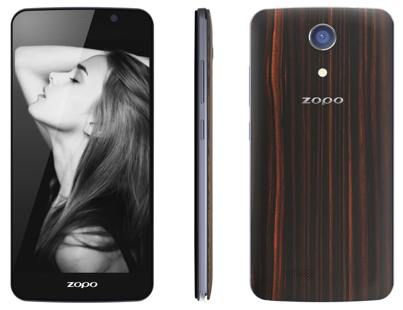 Mobilní telefon ZOPO ZP550 Speed 7C Mobilní telefon, dotykový, 5 IPS, Dual SIM, 16GB, 2GB RAM, LTE, Android 5.1, černý ZOPOZP550BK