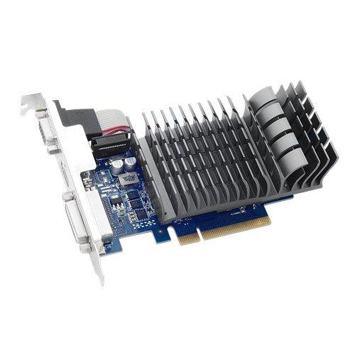 Grafická karta ASUS GT710-1-SL Grafická karta, PCI-E, 1GB DDR3, DVI, HDMI, VGA, passive 90YV0941-M0NA00