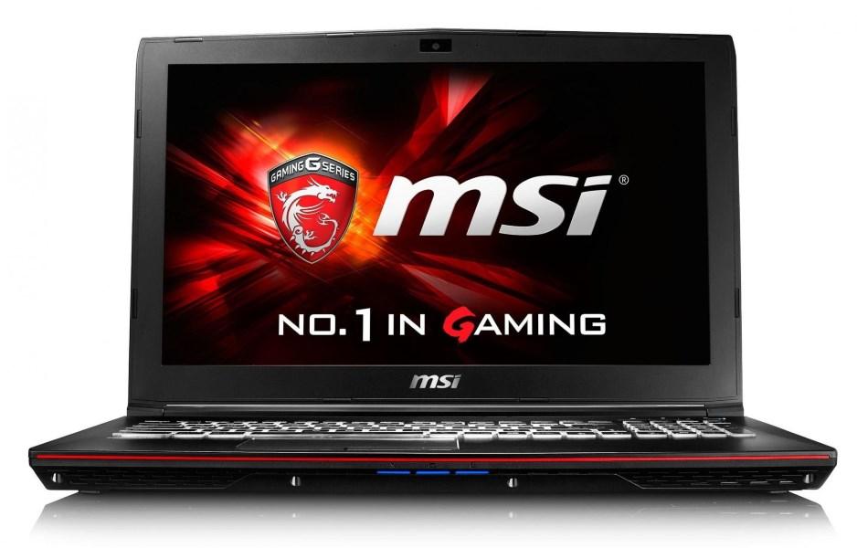 Notebook MSI GP62 6QF-678XCZ Leopard Pro Notebook, i5-6300HQ, 8GB, 1TB, 15,6, DVD, nVGTX960M, podsvícená klávesnice, bez OS GP62 6QF-678XCZ