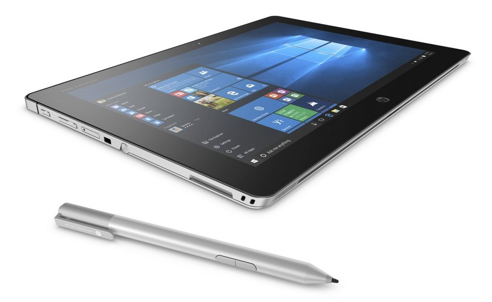 Tablet HP Elite x2 1012 G1 Tablet, 12.5, dotykový, FHD, M5-6Y54, 4GB, 128GB SSD, WIFI, BT, USB-C, USB3.0, W10 Pro + PEN L5H02EABCM