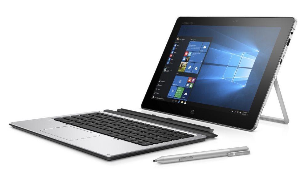 Tablet HP Elite x2 1012 G1 Tablet, 12.5, dotykový, FHD, M5-6Y54, 8GB, 256GB SSD, WIFI, BT, USB-C, USB3.0, W10 Pro + PEN L5H19EABCM