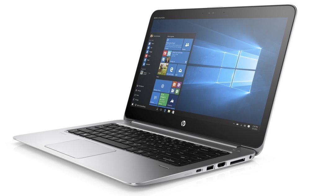Notebook HP EliteBook 1040 G3 Notebook, 14 FHD, i7-6500U, 8GB, 256GB SSD, WIFI, BT, USB-C, USB3.0, HDMI, Win10 Pro downg. W7 V1B07EABCM