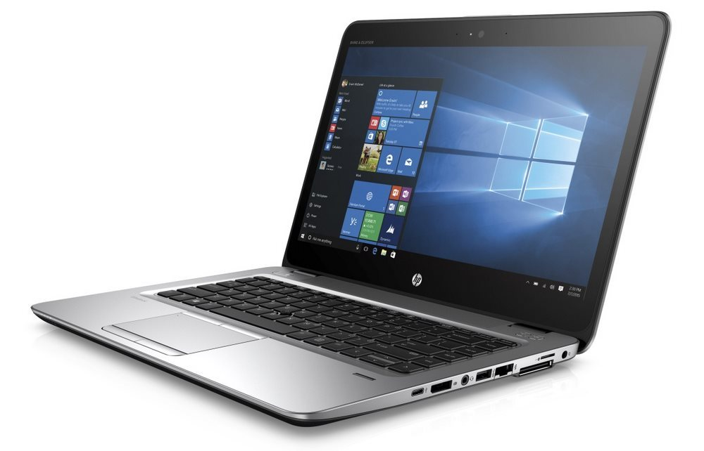 Notebook HP EliteBook 840 G3 Notebook, 14 QHD, i7-6500U, 8GB, 512GB SSD, WIFI, BT, USB-C, USB3.0, DP, VGA, Win10 Pro downg. W7 V1C06EABCM