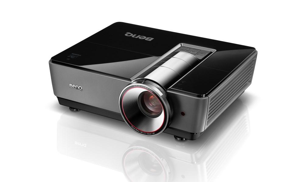 Projektor BenQ SU931 Projektor, DLP, WUXGA, 6000 ANSI, 3000:1, VGA, HDMI, LAN 9H.JEH77.15E