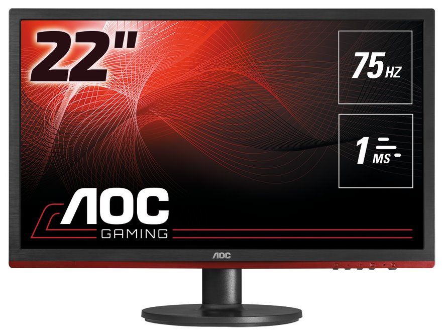 LED monitor AOC G2260VWQ6 21,5