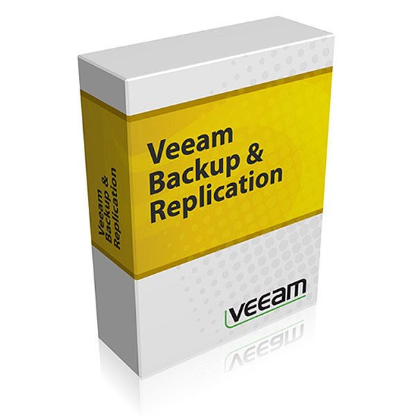 Software Veeam Backup amp Replication Enterprise Software, pro VMware, zálohování a replikace virtuálních zařízení V-VBRENT-VS-P0000-00
