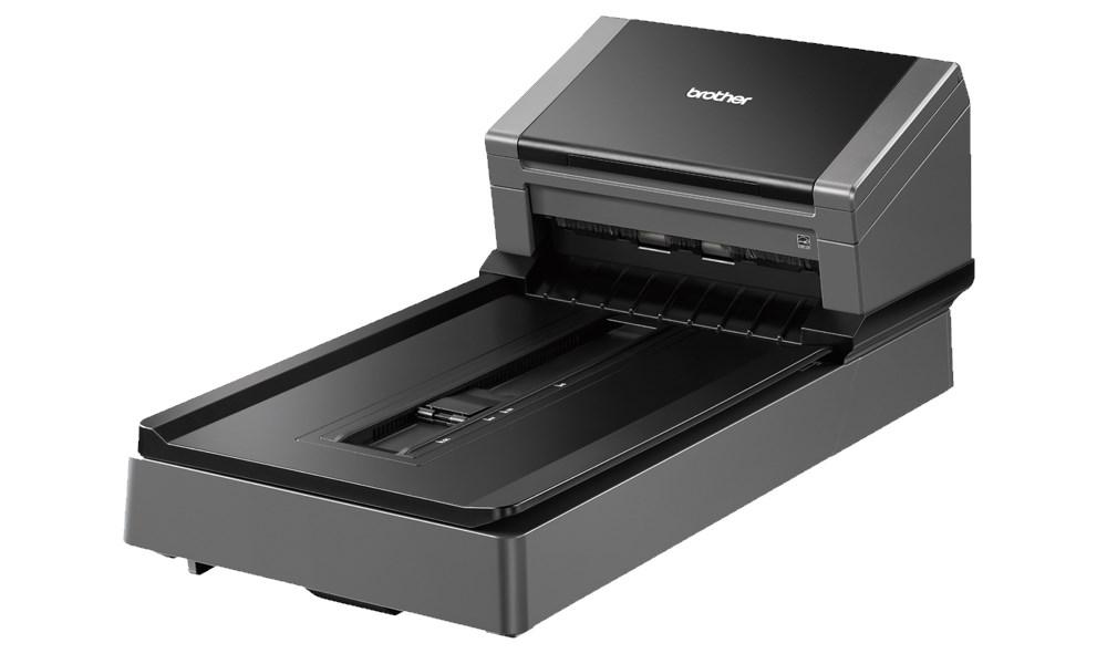 Skener Brother PDS-5000F Skener, A4, profesionální, 600 x 600dpi, USB3.0, LED display, 60ppm PDS5000FZ1