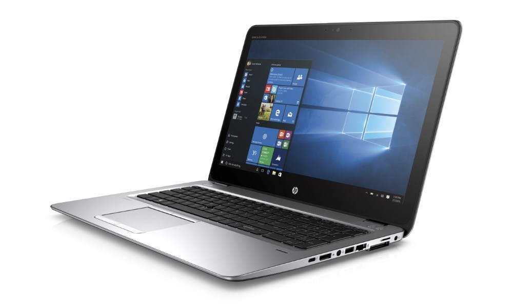 Notebook HP EliteBook 755 G3 Notebook, 15.6 HD, A10-8700B, 4GB, 500GB, ac, BT, FpR, backlit keyb, Win 10 downgraded T4H59EABCM