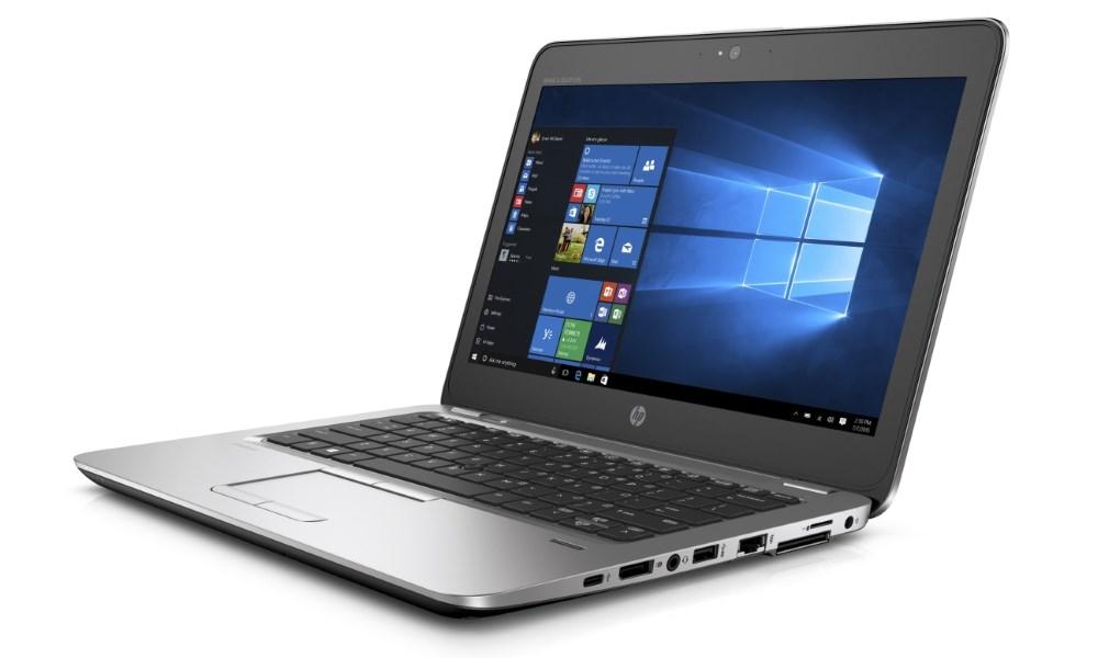Notebook HP EliteBook 725 G3 Notebook, 12.5 HD, A10 Pro-8700B, 4GB, 500GB, ac, BT, FpR, backlit kbd, Win 10 Pro downgraded P4T48EABCM