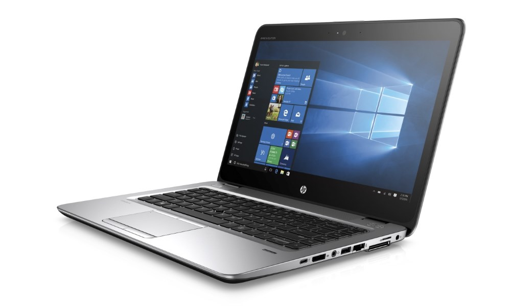 Notebook HP EliteBook 840 G3 Notebook, 14 HD, i5-6200U, 4GB, 500GB, 802.11ac, BT, FpR, backlit keyb, 3C LL batt, Win 10 Pro downgraded T9X21EABCM