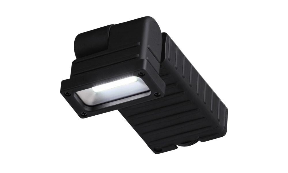 LED svítilna HAMA Walk Light LED svítilna, 2x Mignon AA součást balení, plast, černé 136658