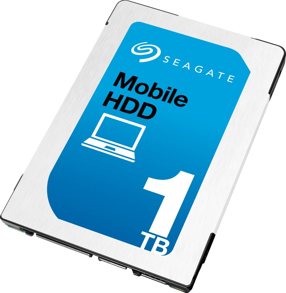 Pevný disk Seagate Mobile HDD 1TB Pevný disk, ST1000LM035, interní 2,5, SATA-6G, 5400rpm, 128MB, 7mm ST1000LM035