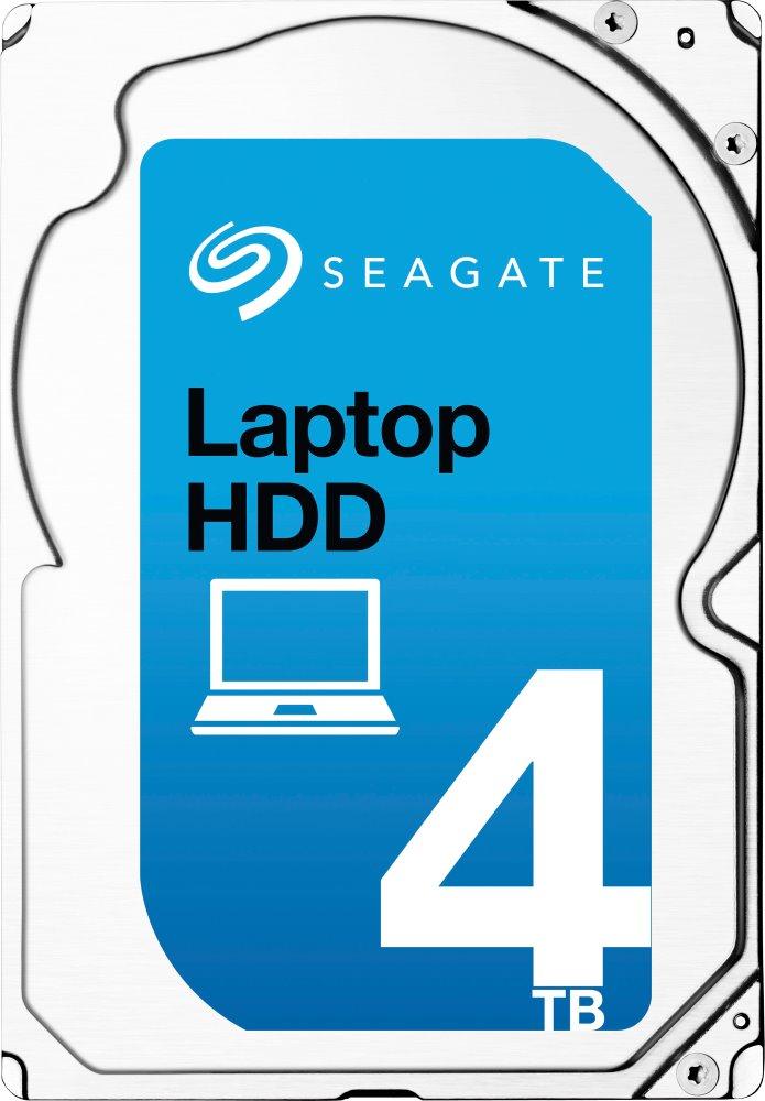 Pevný disk Seagate Laptop HDD 4TB Pevný disk, ST4000LM016, Interní 2,5, SATA-6G, 5400rpm, 128MB, 15mm ST4000LM016