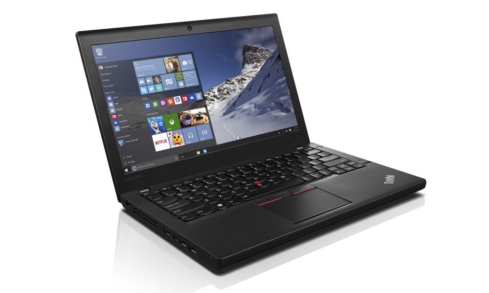 Ultrabook Lenovo ThinkPad X260 Ultrabook, i7-6600U, 8GB, SSD 256GB, 12,5 HD IPS, Intel HD 520, W7P+W10P 64bit, 3yOnSite 20F5003KMC