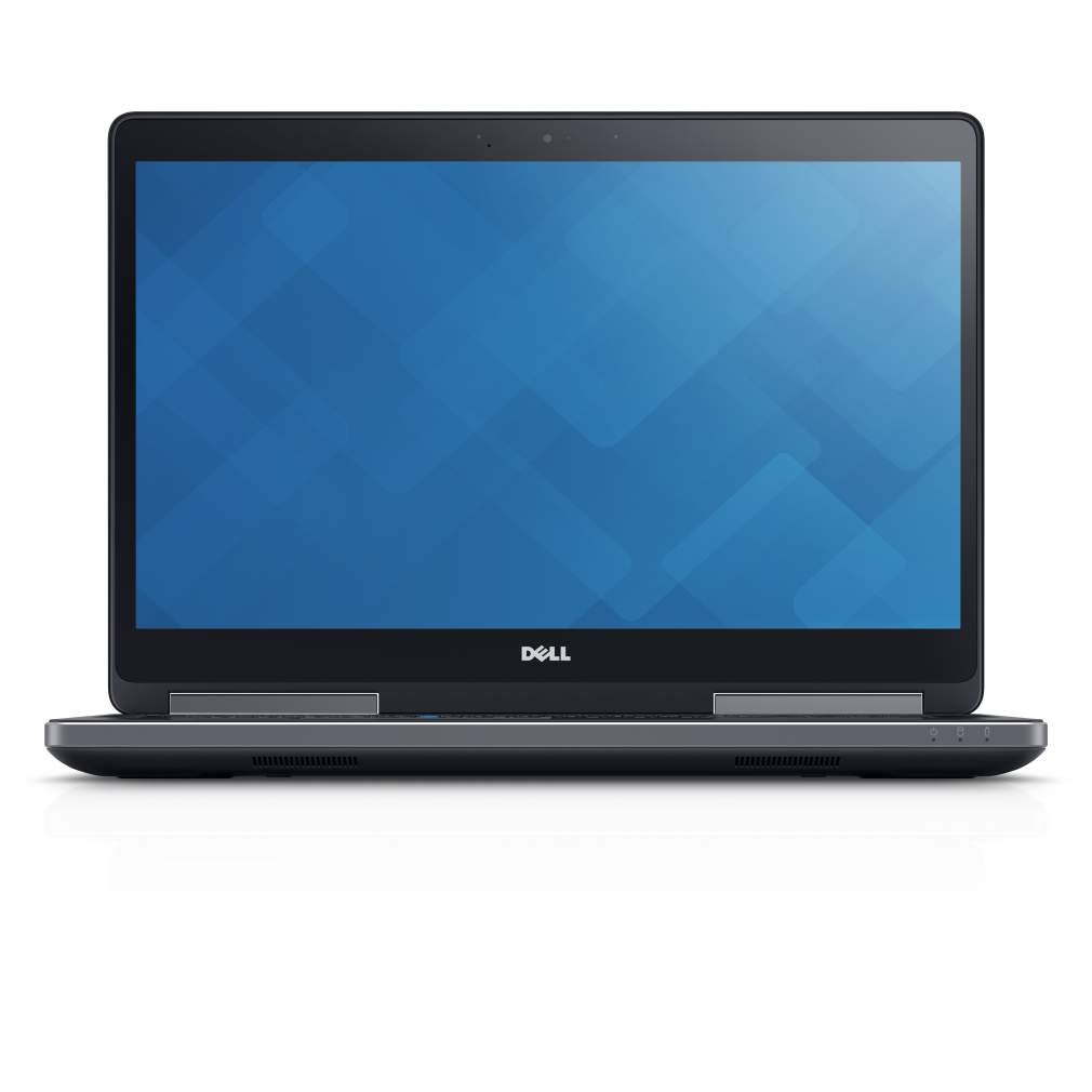 Notebook DELL Precision M7510 Notebook, Xeon E3-1535M v5, 16GB,256GB SSD+1TB, nVidia M2000M 4GB, 15.6 FHD touch, W7P, vPro, 3YNBD on-site 7510-8573