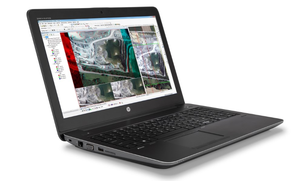 Notebook HP zbook 15 G3 Notebook, i7-6700HQ, 8GB, 256GB SSD, nVidia M1000M, HDMI, RJ45, W10P+down T7V52EABCM