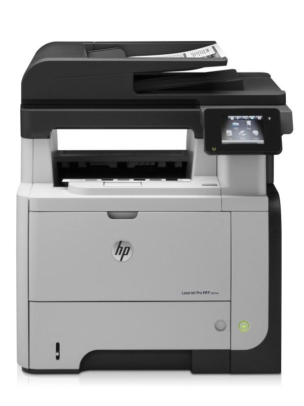 HP LaserJet Pro 500 MFP M521dw / A4/ print+scan+copy+fax/ 1200x1200/ USB/ duplex/ LAN/ Wifi