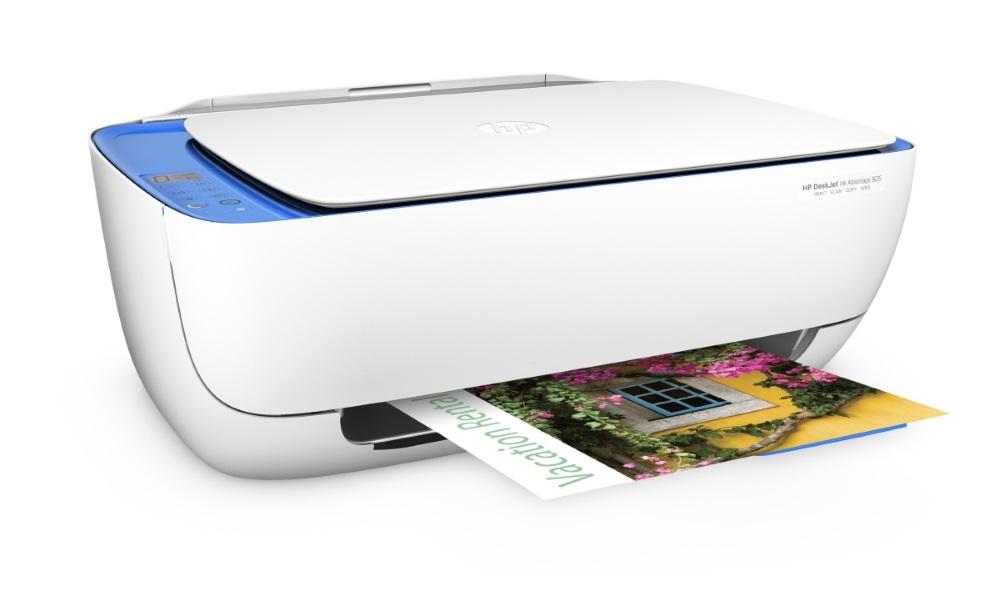 Multifunkční tiskárna HP Deskjet 3635 Barevná multifunkční inkoustová tiskárna, A4, 8,5/6ppm, print+scan+copy, USB, Wifi F5S44C