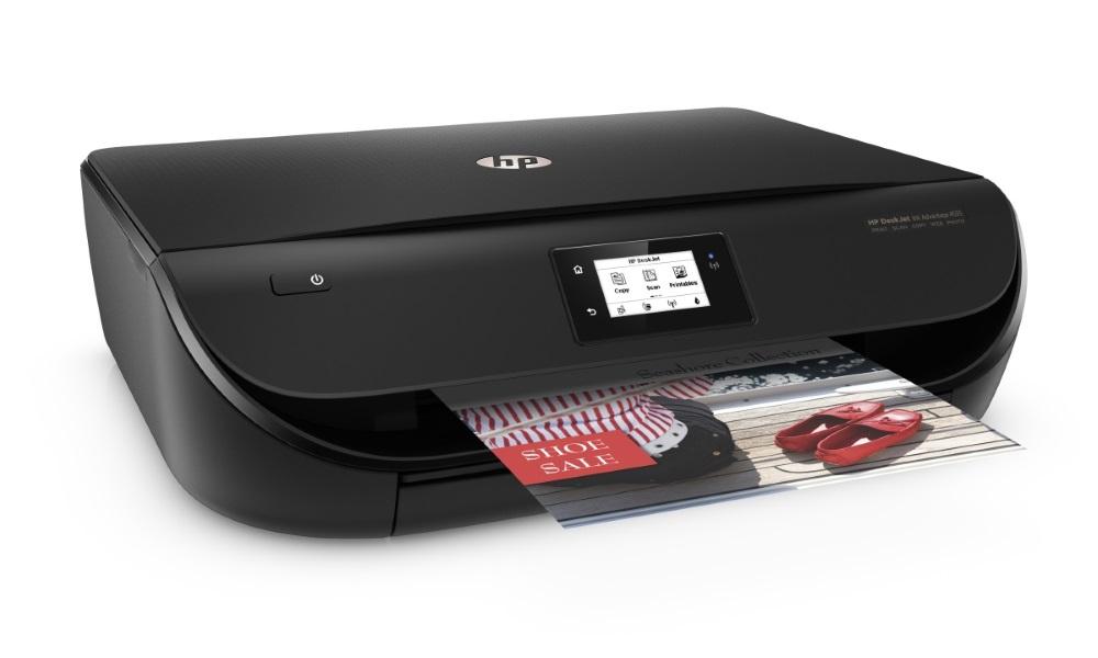 Multifunkční tiskárna HP Deskjet 4535 Barevná multifunkční inkoustová tiskárna, A4, 9,5/6,8ppm, print+scan+copy, USB, Wifi, Duplex F0V64C