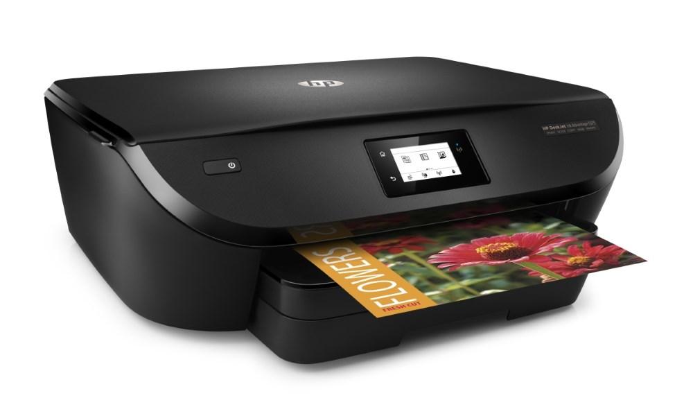 Multifunkční tiskárna HP Deskjet 5575 Barevná multifunkční inkoustová tiskárna, A4, 12/8 ppm, print+scan+copy+photo, USB, Wifi, Duplex, černá G0V48C