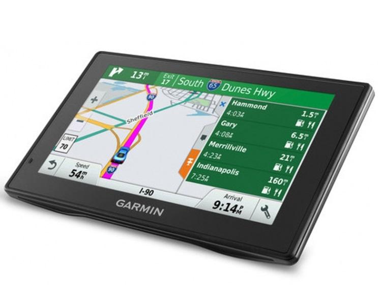 Autonavigace GARMIN DriveSmart 70T Autonavigace, 7 displej, mapa 45 zemí Evropy CityNavigator Europe, doživotní aktualizace 010-01538-11