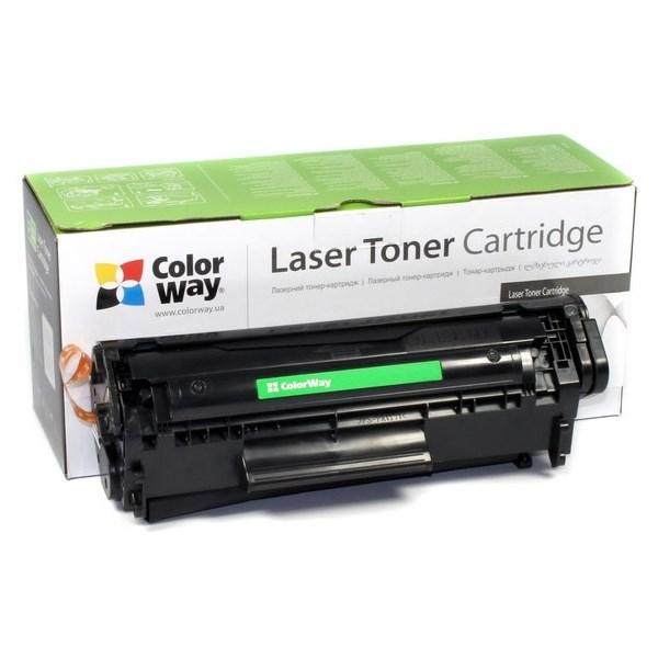 Toner ColorWay kompatibilní s HP 201A (CF400A) Toner, alternativní, pro HP LaserJet Pro 200 M252, M252dw, M252n, LaserJet Pro M274n, LaserJet Pro 200 M277, M277dw, M277n, černý, 1500 stran