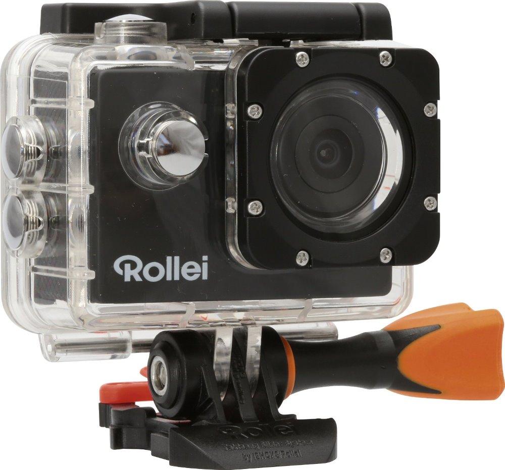 Kamera Rollei ActionCam 330 Kamera, outdoor, Full HD video 1080,30 fps, 170, 30 m vodotěsné pouzdro, černá 40292