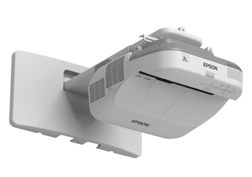 Projektor EPSON EB-580 Projektor, XGA projektor, 3200 ANSI, 10 000:1, HDMI, LAN V11H604040