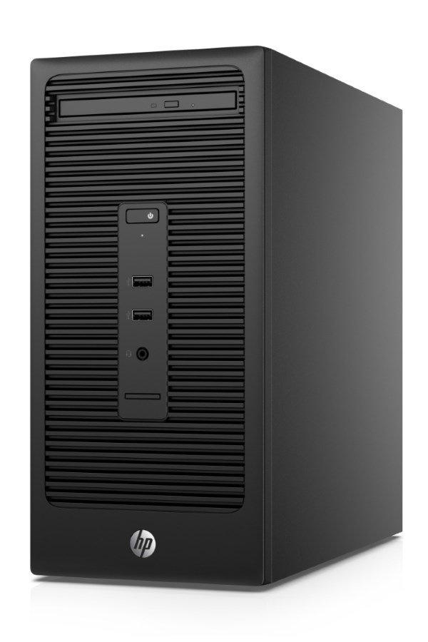 Počítač HP 285 G2 MT Počítač, A4-5300B, 4GB, 500GB, DVD, HD 7480D, bez OS T9T24EABCM