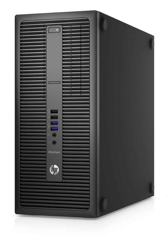 Počítač HP EliteDesk 800 G2 Počítač, i7-6700, 8GB, 256GB SSD, DVD, Intel HD, W10P + down W7 P1G43EABCM