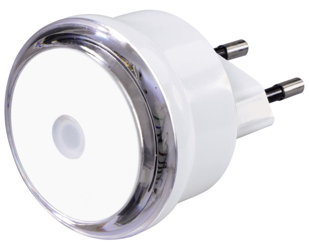 LED svítilna Hama Basic bílá LED svítilna, noční-orientační světlo, bílé