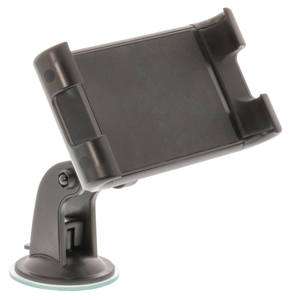 Držák pro tablet KÖNIG na okno KNM-FCTM11 Držák, univerzální, na tablet, do auta, na okno + palubní desku, 360, 140–240 mm KNM-FCTM11