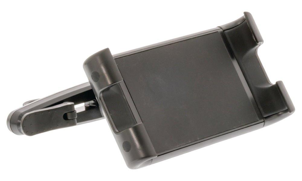 Držák pro tablet KÖNIG na opěrku KNM-FCTM12 Držák, univerzální, na tablet, do auta, na opěrku hlavy, 360, 140–240 mm KNM-FCTM12