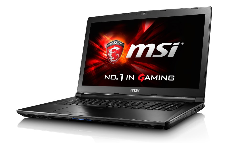 Notebook MSI GL72 6QC-088XCZ Notebook, 17,3, i5-6300HQ, 8GB, 1TB HDD, DVD, GeForce 940MX 2GB, bez OS GL72 6QC-088XCZ