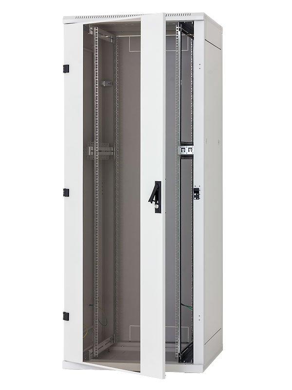 """Rozvaděč Triton RZA 19"""" 45U 800 x 800 Rozvaděč, stojanový, 19"""", 45U, 800x800, rozebíratelný, skleněné dveře"""