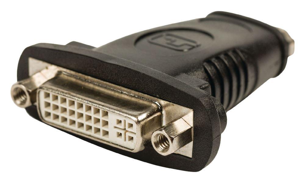 Adaptér VALUELINE HDMI – DVI-D Adaptér, HDMI vstup – DVI-D zásuvka, černá VLVB34911B