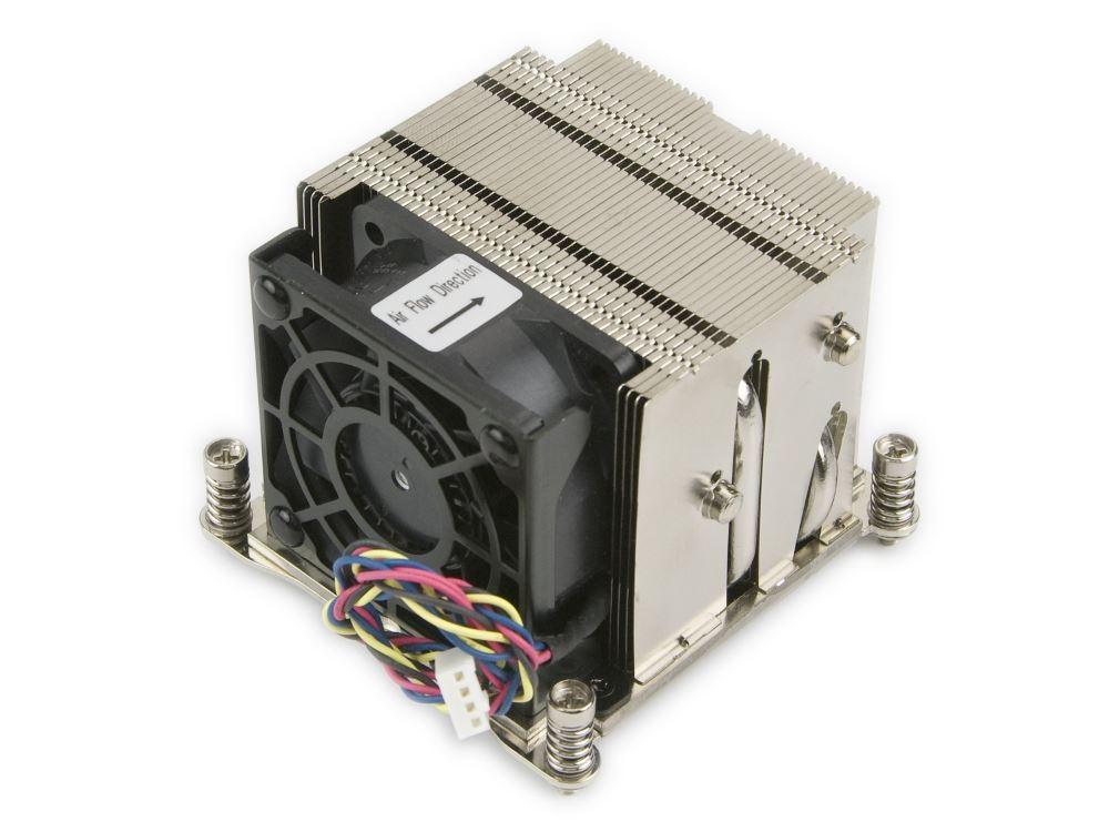 Chladič SUPERMICRO SNK-P0048AP4 Chladič, CPU, 2U+ UP, DP Active Heat Sink, socket 2011 SNK-P0048AP4