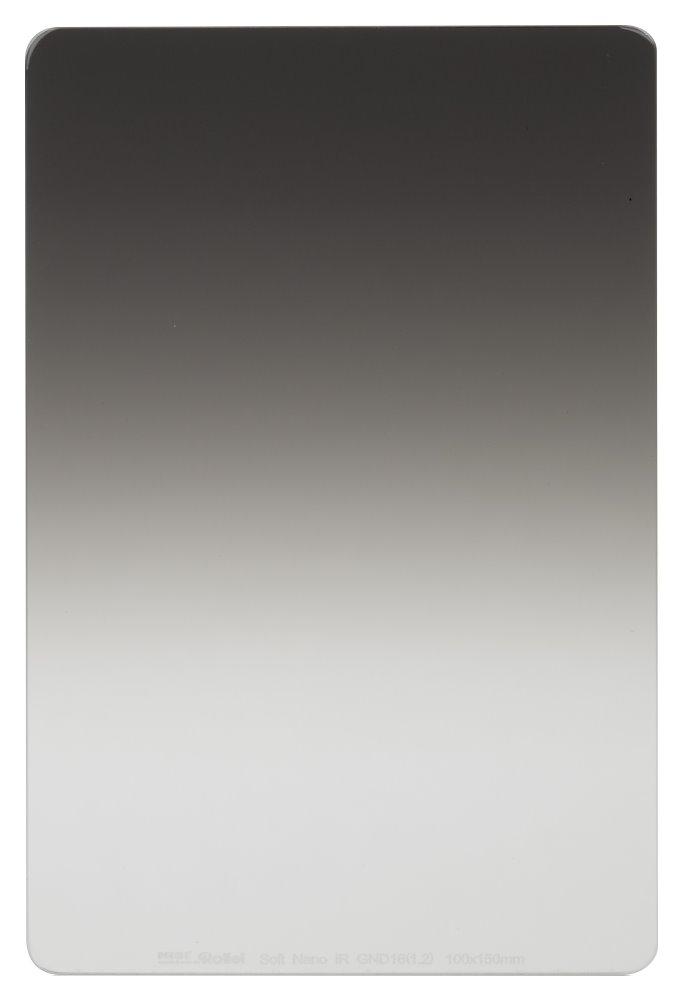 Filtr Rollei Soft Nano IR GND16 šedý přechodový Filtr, 1.2, 100 mm šedý přechodový 26012