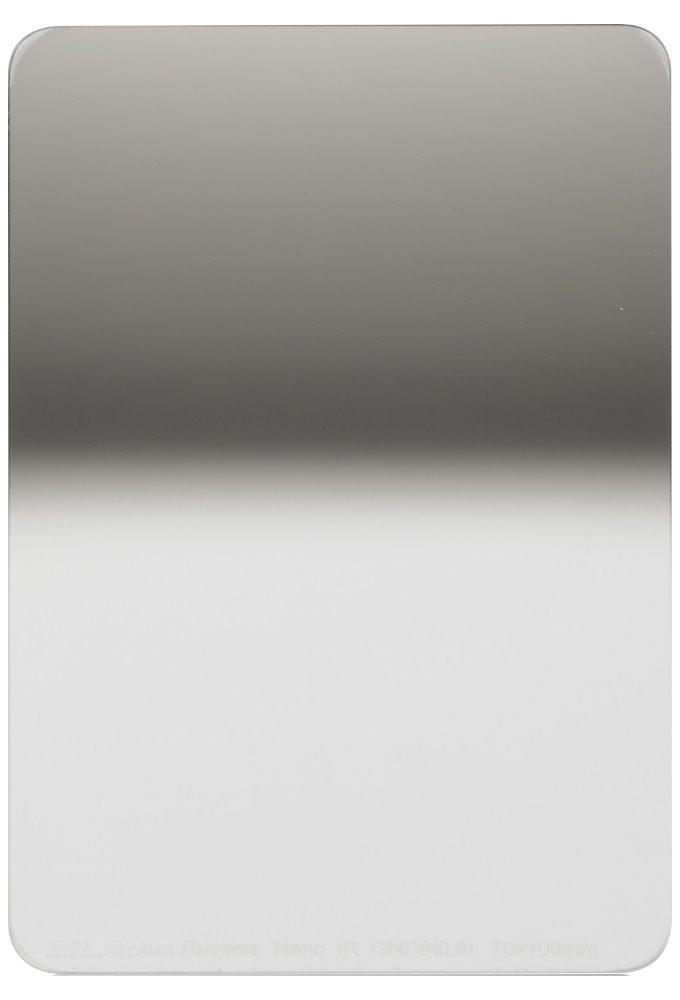 Filtr Rollei Reverse Nano IR GND8 šedý přechodový Filtr, 0.9, 70 mm, šedý přechodový 26002