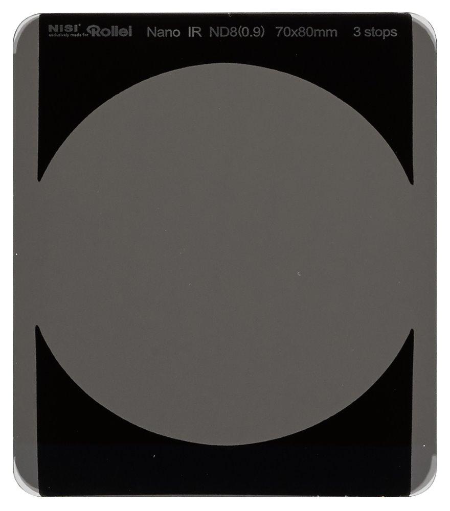 Filtr Rollei ND8 šedý neutrální 70 mm Filtr, 3 stops, 70 mm, šedý neutrální 26003