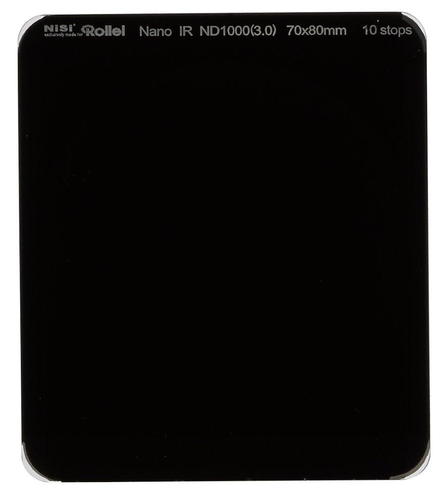 Filtr Rollei ND1000 šedý neutrální 70 mm Filtr, 10 stops, 70 mm, šedý neutrální 26005