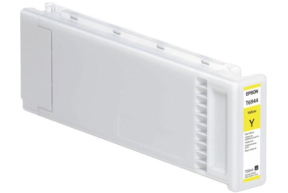 Inkoustová náplň Epson C13T694400 žlutá Inkoustová náplň, pro Epson SureColor SC-T3000, SC-T5000, SC-T7000, 700 ml, žlutá C13T694400