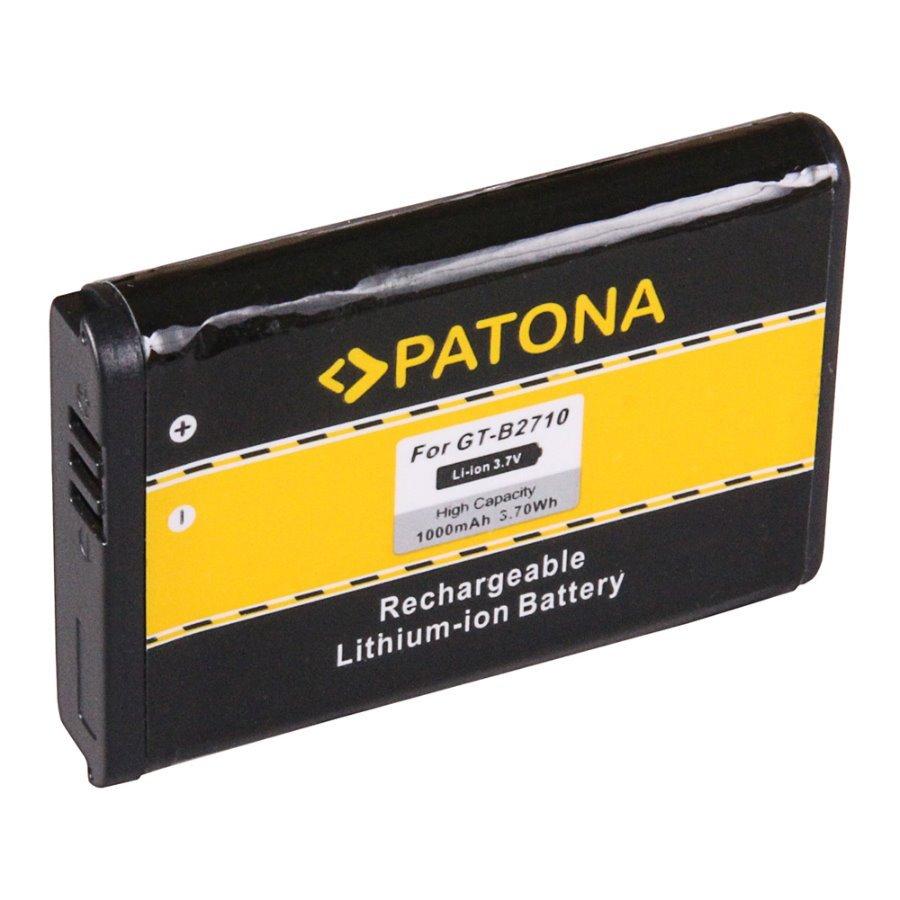 Baterie PATONA kompatibilní s Samsung AB803446BU Baterie, pro mobilní telefon Samsung GT-B2710, Samsung Xcover 271, nahrazuje AB803446BU, 1000mAh, 3.7V, Li-Ion PT3143