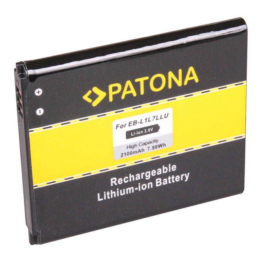 Baterie PATONA kompatibilní s Samsung EB-L1H2LLK Baterie, pro mobilní telefon Samsung Galaxy Core LTE, Galaxy Express 2, Galaxy GT-i9260, Galaxy Premier, Galaxy SM-G3815, Galaxy SM-G386F, nahrazuje E PT3147