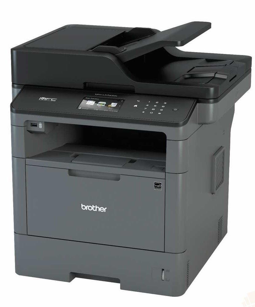 BROTHER laser MFC-L5700DN / A4 / Laser / 1200 x 1200 dpi / černobílá / print / copy / scan / USB / RJ-45