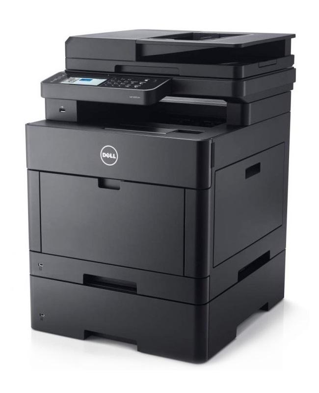 Multifunkční tiskárna DELL S2825cdn Barevná multifunkční laserová tiskárna, duplex, LAN, fax, DADF, 3YNBD on-site - ROZBALENÉ TISD2510V