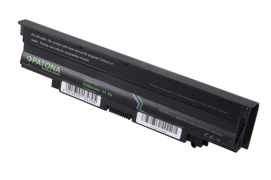 Baterie PATONA pro Dell Inspiron 13R 5200 mAh Baterie, pro notebook Dell Inspiron 13R, 5200 mAh, Li-Ion, 11,1 V, PREMIUM PT2416