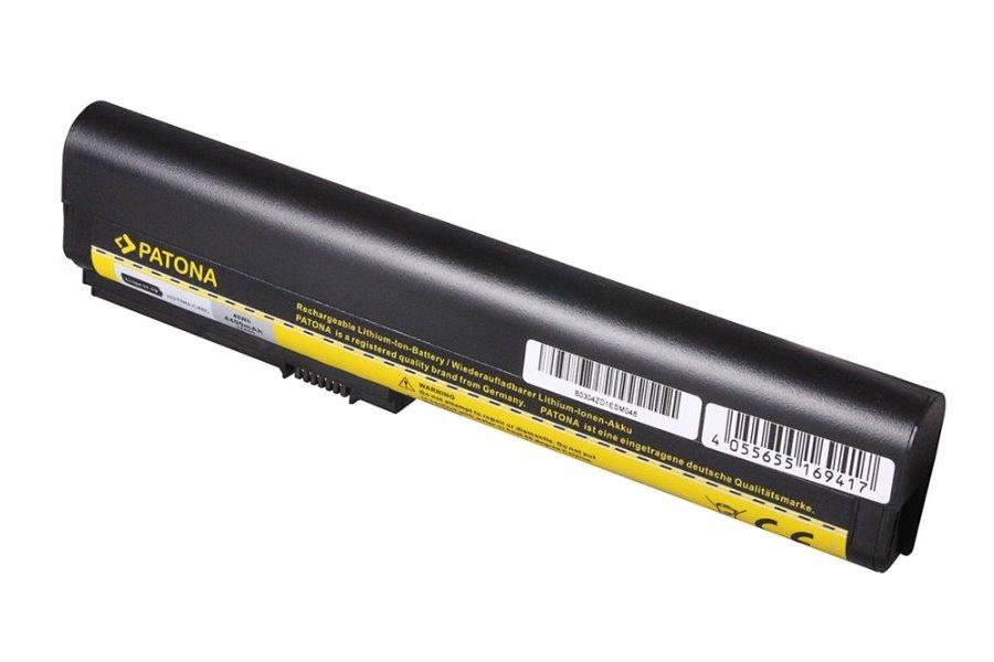 Baterie PATONA pro HP 2560p 4400 mAh Baterie, pro notebook HP 2560p, 4400 mAh, Li-Ion, 10,8 V, nahrazuje HSTNN-C48C PT2449