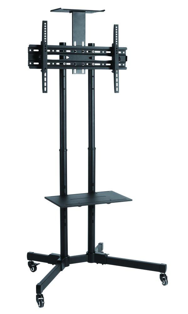 TV stolek SUNNE by Elite Screens S112 TV stolek, pojízdný, pro LCD a TV, 37 - 70, fixní výška S112